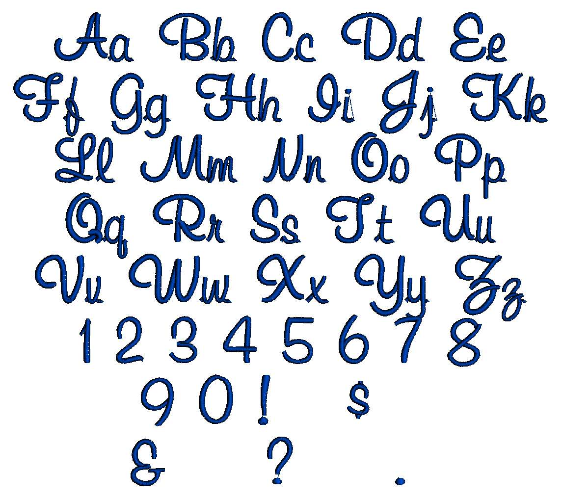abc cursive writing allows